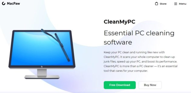 CleanMyPC PC Cleaner for Windows 10 Official Site