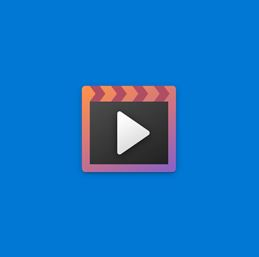Movies and TV Media Player for Windows