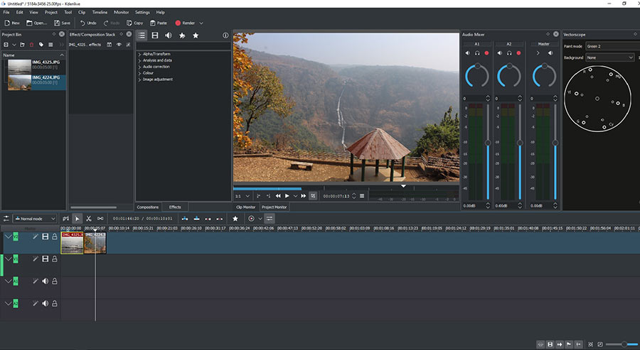 Kdenlive Video Editor for Windows PC and Mac