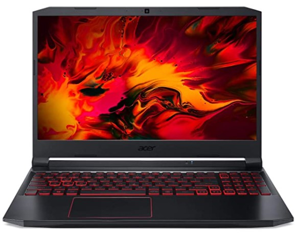 Acer Nitro 5 AN515-55 Laptop for gaming