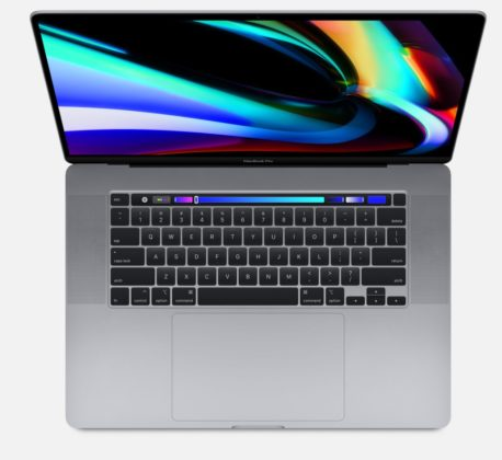 Macbook Pro 16 inch for college students